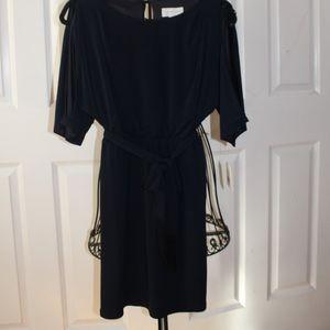 Jessica Simpson Navy Dress Size XS